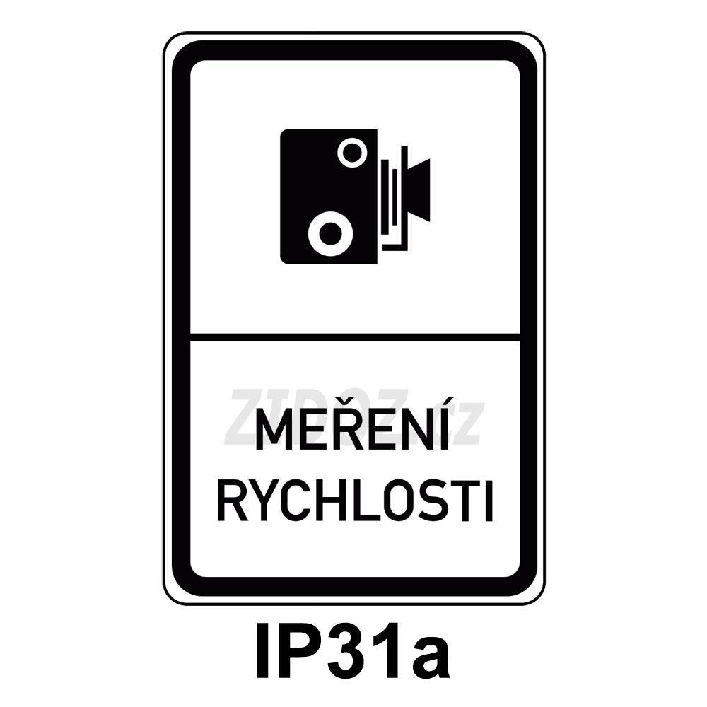 IP31a - Měření rychlosti