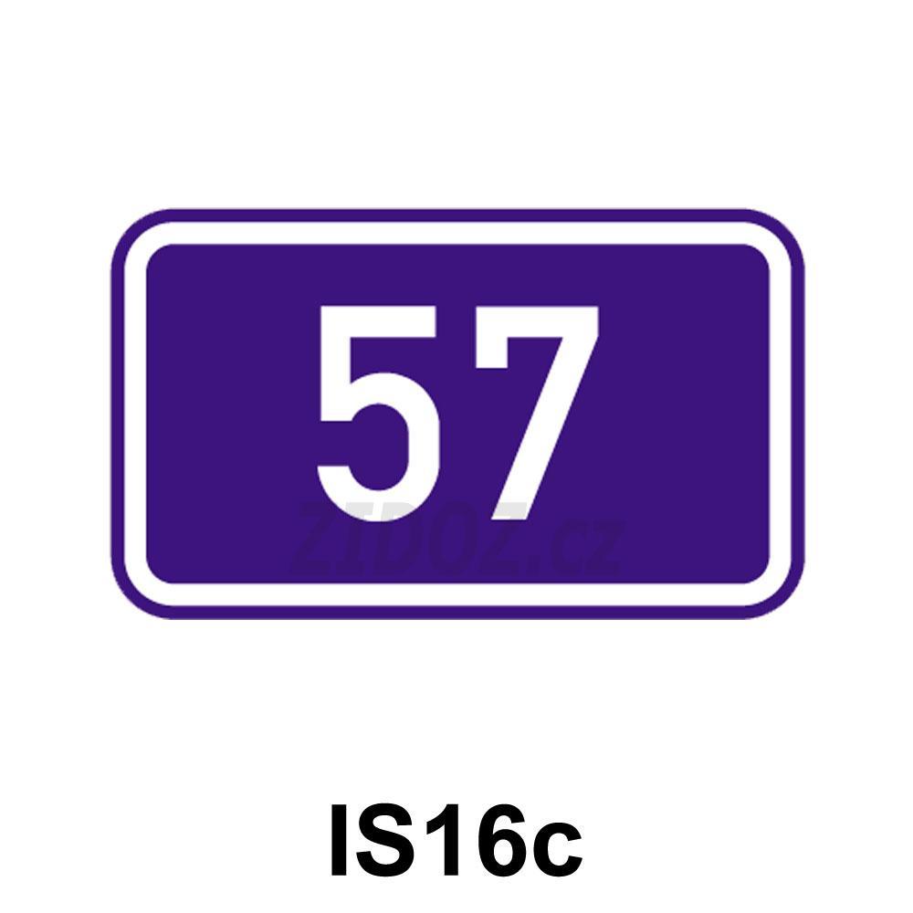 IS16c - Silnice I. třídy