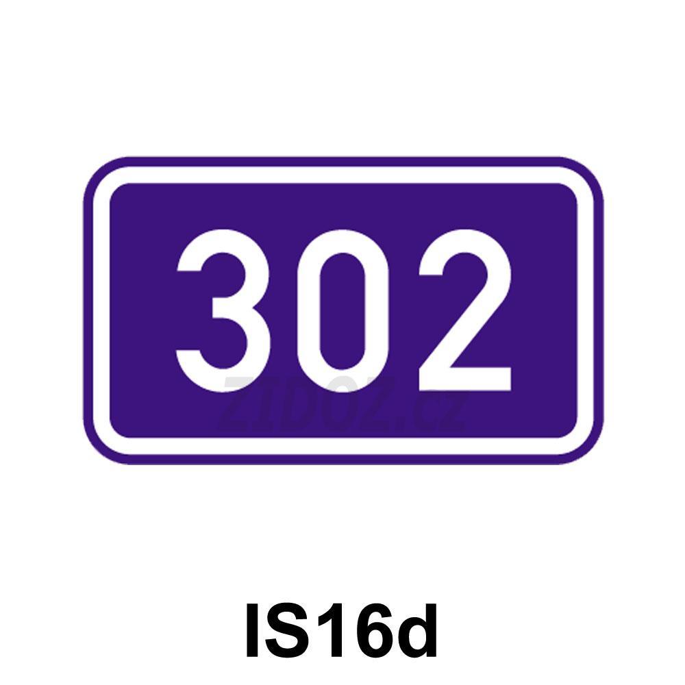 IS16d - Silnice II. třídy