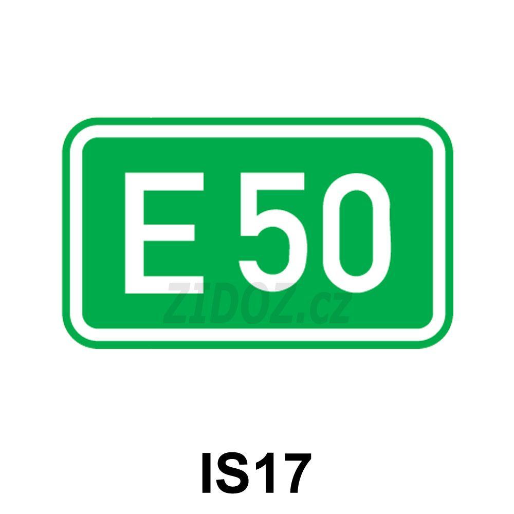 IS17 - Silnice pro mezinárodní provoz