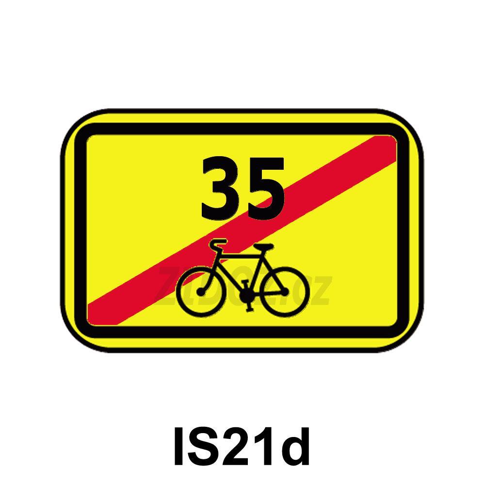 IS21d - Konec cyklistické trasy