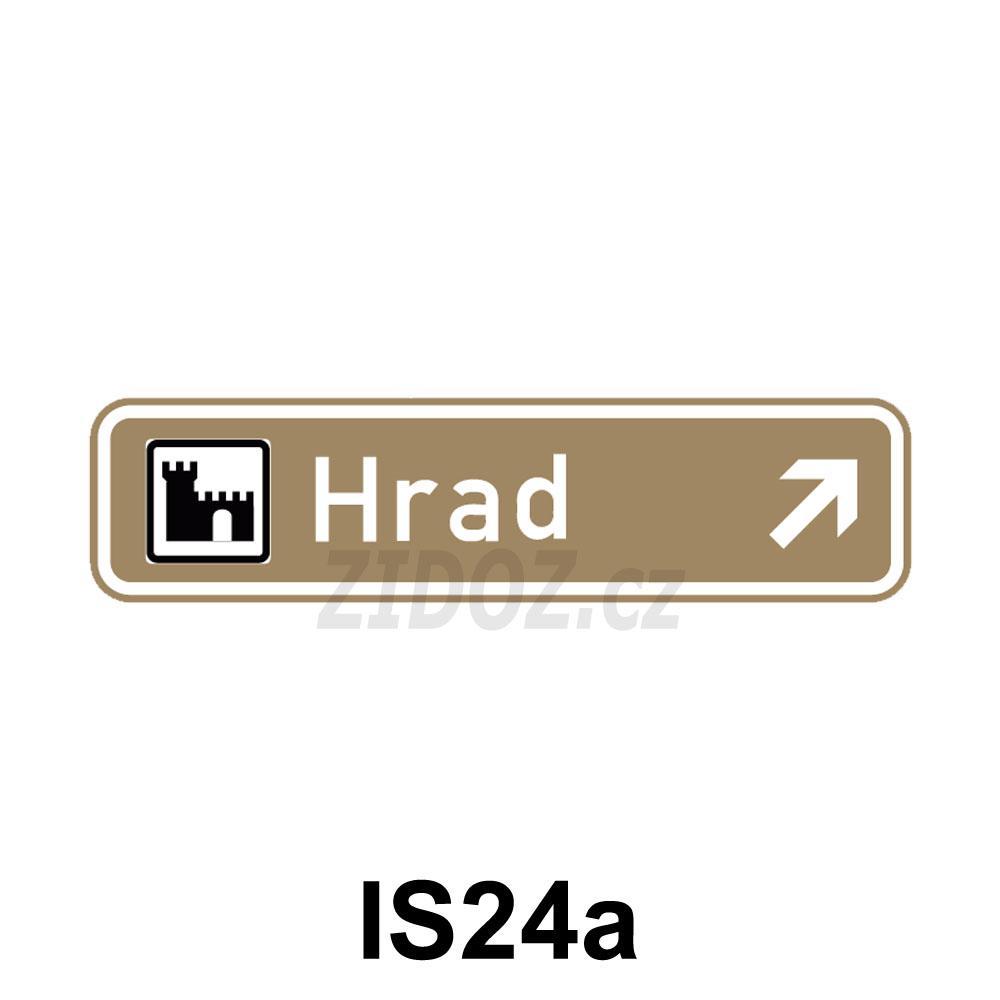 IS24a - Kulturní nebo turistický cíl