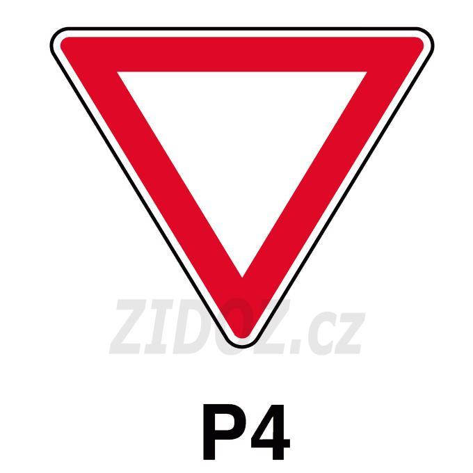 P04 - Dej přednost v jízdě